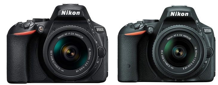 Reviews of Nikon D5600